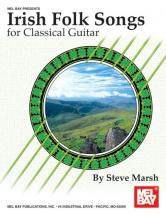 Marsh Steve - Irish Folk Songs For Classical Guitar - Guitar