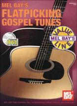 Bay William - Flatpicking Gospel Tunes + Cd - Guitar