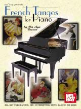 Ayn Rovner Uri - French Tangos For Piano - Piano