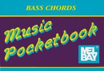 Bay William - Bass Chords Pocketbook - Electric Bass