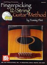 Flint Tommy - Fingerpicking 12-string Guitar Method + Cd - Guitar