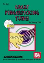 Flint Tommy - Great Fingerpicking Tunes Qwikguide + Cd - Guitar