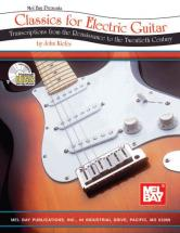 Kiefer John - Classics For Electric Guitar + Cd - Guitar