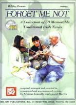 Connolly Séamus - Forget Me Not + Cd - Fiddle
