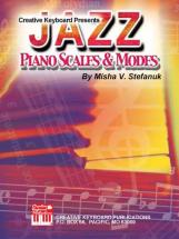 Stefanuk Misha - Jazz Piano Scales And Modes - Piano