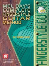 Flint Tommy - Complete Fingerstyle Guitar Method + Cd - Guitar