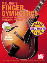 Chapman Charles - Finger Gymnastics: Warm-up, Flexibility, Speed And Strength + Cd - Guitar