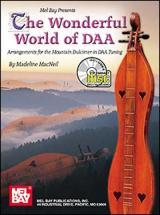 Macneil Madeline - The Wonderful World Of Daa + Cd - Dulcimer