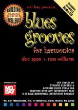 Span Doc - Blues Grooves For Harmonica + Cd - Harmonica