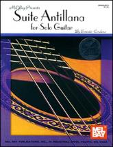 Cordero Ernesto - Suite Antillana For Solo Guitar + Cd - Guitar