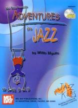 Myette Willie - Adventures In Jazz + Cd - Piano