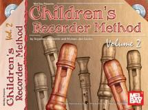 Jon Clarke Michael - Children's Recorder Method, Volume 2 + Cd - Recorder