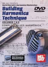 Barrett David - Building Harmonica Technique Volume 1 And 2 - Harmonica