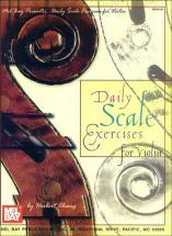 Chang Herbert - Daily Scale Exercises For Violin - Violin
