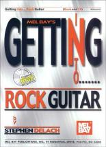 Delach Stephen - Getting Into Rock Guitar + Cd - Guitar