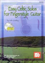Crowley Lisle - Easy Celtic Solos For Fingerstyle Guitar + Cd - Guitar