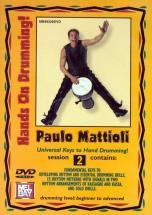 Mattioli Paulo - Hands On Drumming Session 2 - Percussion