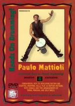 Mattioli Paulo - Hands On Drumming Session 4 - Percussion