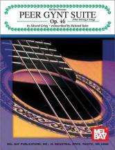 Grieg Edvard - Peer Gynt Suite Op. 46 - Guitar