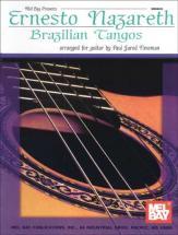 Nazareth Ernesto - Brazilian Tangos - Guitar