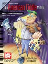 Walser Bob - American Fiddle Method Vol. 1 Piano Accompaniment - Keyboard