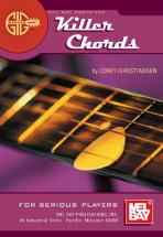 Christiansen C. - Gig Savers: Killer Chords For Serious Players - Guitar