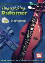 Baker Janita - Fingerpicking Dulcimer + Cd - Dulcimer