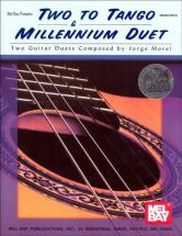 Morel Jorge - Two To Tango And Millennium Duet + Cd - Guitar