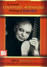 Almeida Laurindo - The Complete Laurindo Almeida Anthology Of Guitar Solos - Guitar