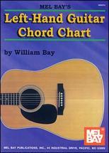 Bay William - Left-hand Guitar Chord Chart - Guitar