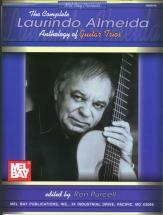 Almeida Laurindo - Complete Laurindo Almeida Anthology Of Guitar Trios - Guitar