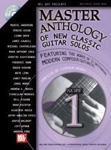 Rekas Stephen - Master Anthology Of New Classic Guitar Solos, Volume 1 + Cd - Guitar