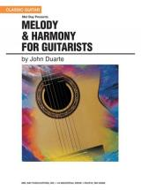 Duarte John - Melody And Harmony For Guitarists - Guitar