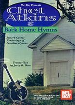 Atkins Chet - Plays Back Home Hymns - Guitar