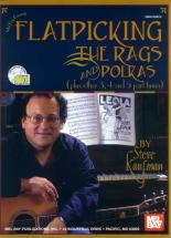 Kaufman Steve - Flatpicking The Rags And Polkas + Cd - Guitar