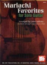 Garciacano Sobrino Laura - Mariachi Favorites For Solo Guitar - Guitar