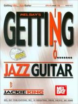 King Jackie - Getting Into Jazz Guitar + Cd - Guitar
