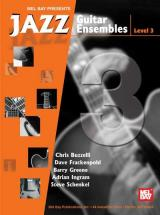 Jazz Guitar Ensembles, Level 3 - Guitar