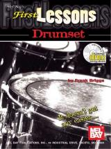 Briggs Frank - First Lessons Drumset + Cd - Drum Set