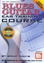 Davis Brad - Blues Guitar Ear Training Course - Guitar