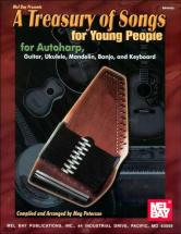 Peterson Meg - A Treasury Of Songs For Young People - Acoustic Instruments/songbook