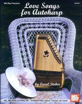Stober Carol - Love Songs For Autoharp - Harp