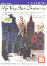 Khanagov Karen - My Very Best Christmas, Viola Edition + Cd - Viola