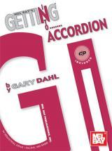 Dahl Gary - Getting Into Accordion + Cd - Accordion