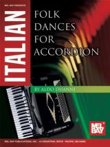 Diianni Aldo - Italian Folk Dance - Accordion
