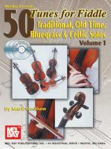 Geslison Mark - 50 Tunes For Fiddle Volume 1 + 3 Cd - Violin