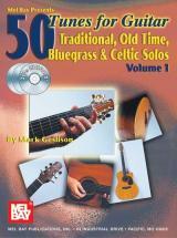 Geslison Mark - 50 Tunes For Guitar, Volume 1 + Cd - Guitar