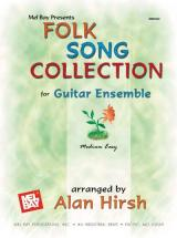 Hirsch Alan - Folk Song Collection For Guitar Ensemble - Guitar