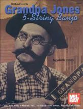 Jones Mark - Grandpa Jones 5-string Banjo - Banjo
