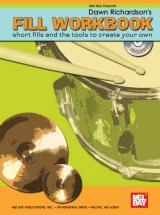 Richardson Dawn - Fill Workbook + Cd - Drum Set